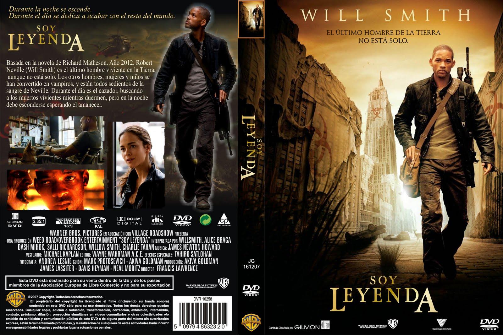 Soy Leyenda HD- Latino 1 link Online