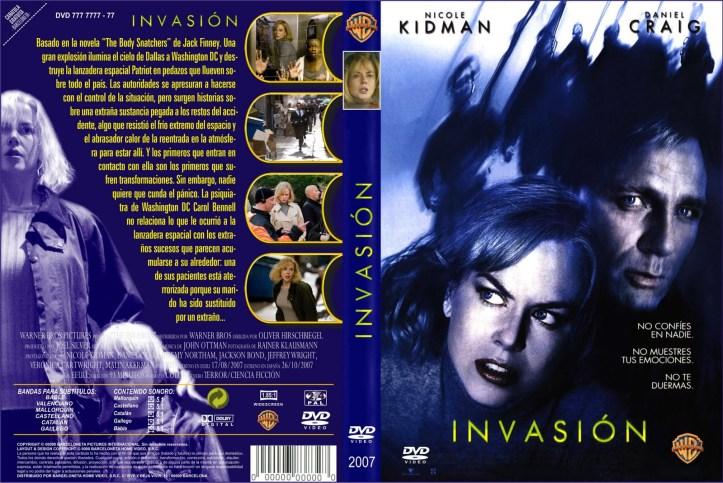 """Resultado de imagen para Nicole Kidman película """"Invasión"""""""