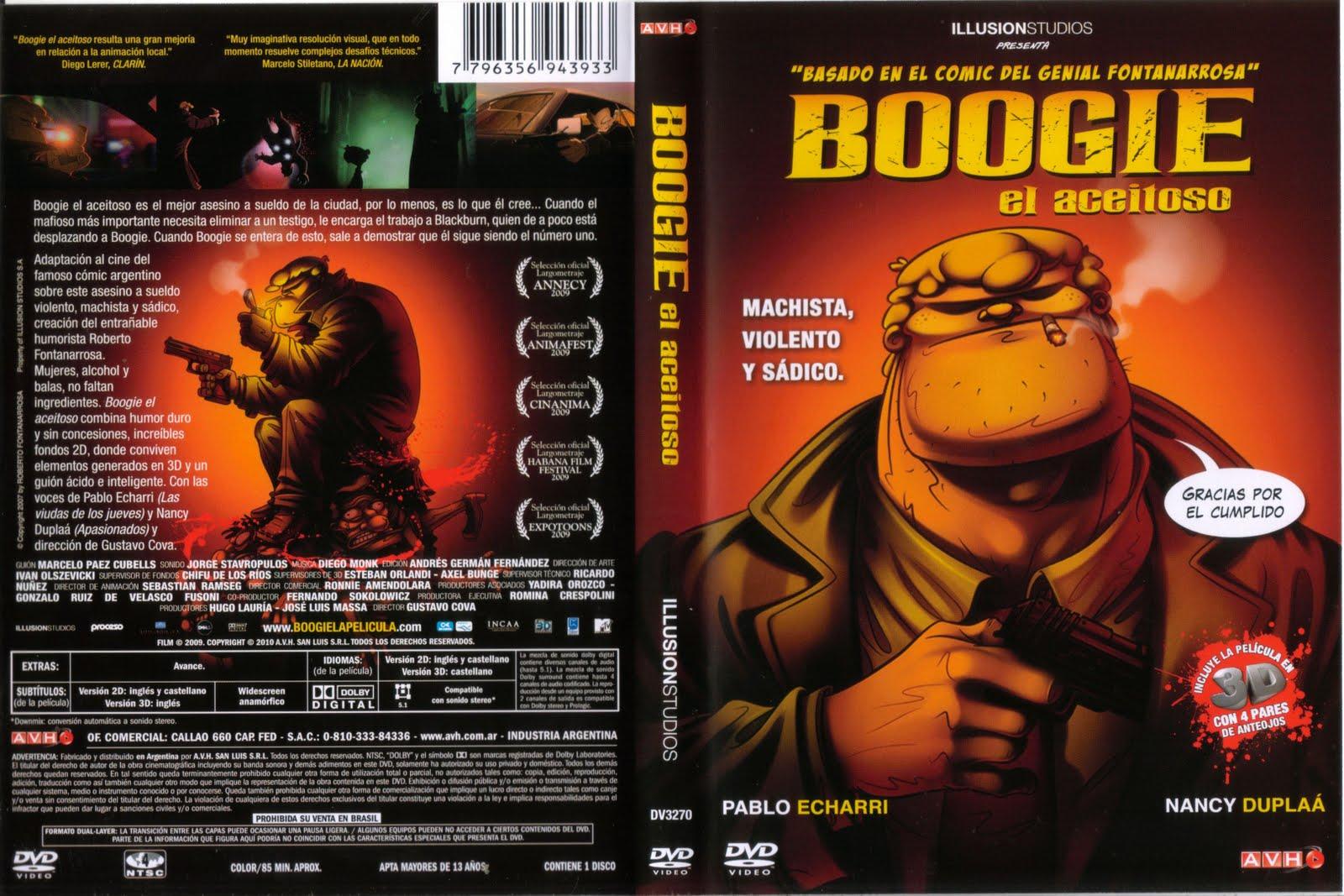 Boogie El Aceitoso Comic Descargar Download