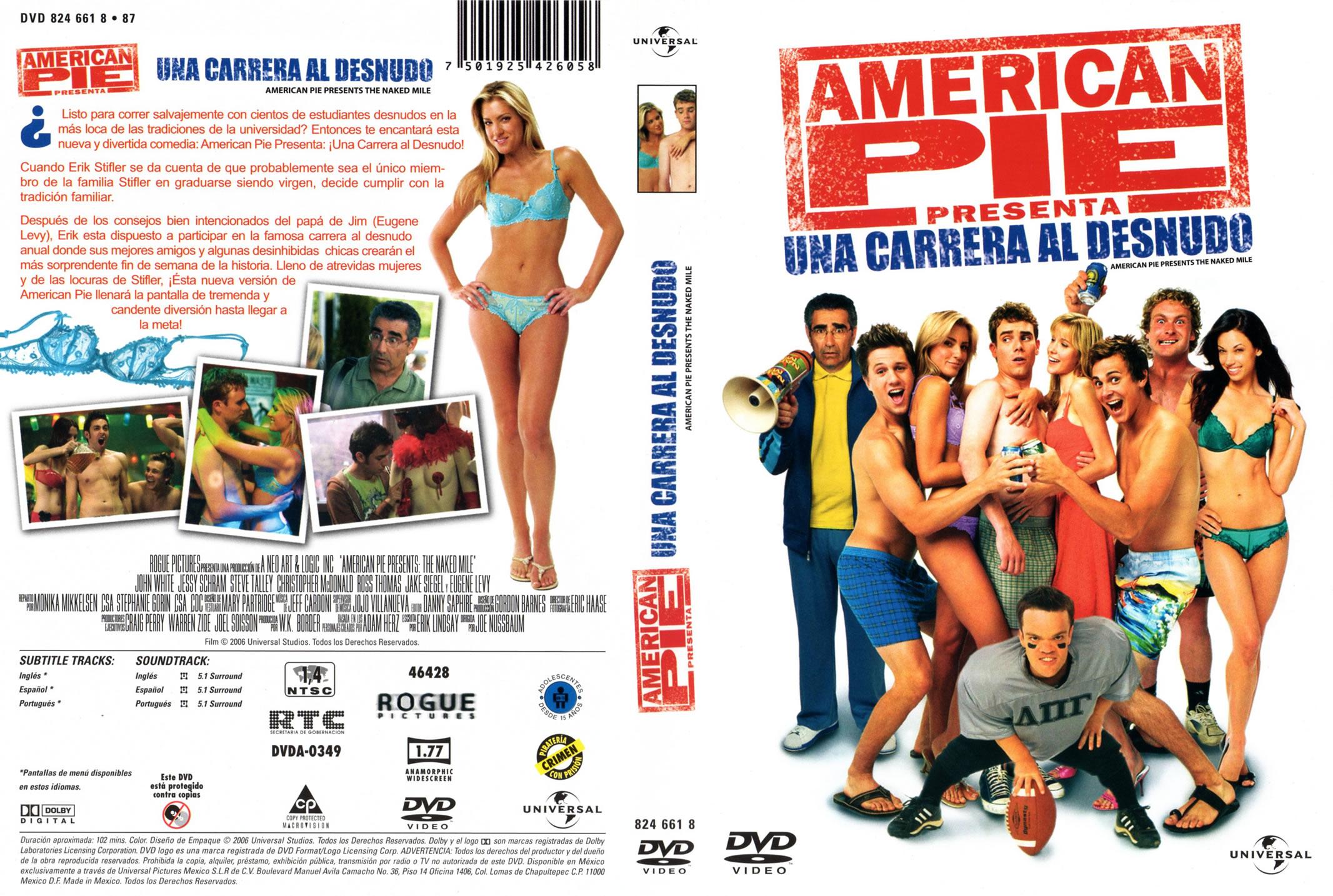Las escenas ms fuertes de American Pie - CineDor