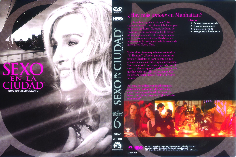 Sexo en la ciudad dvds