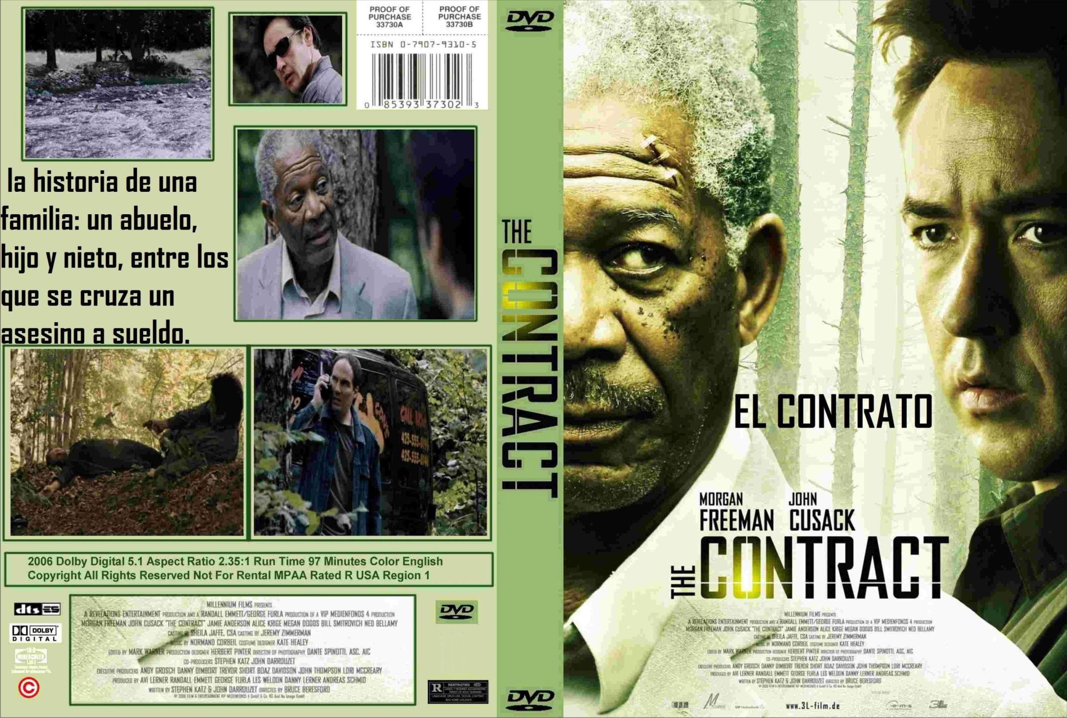 El Contrato (2006) [Dvdrip Latino] [Zippyshare]