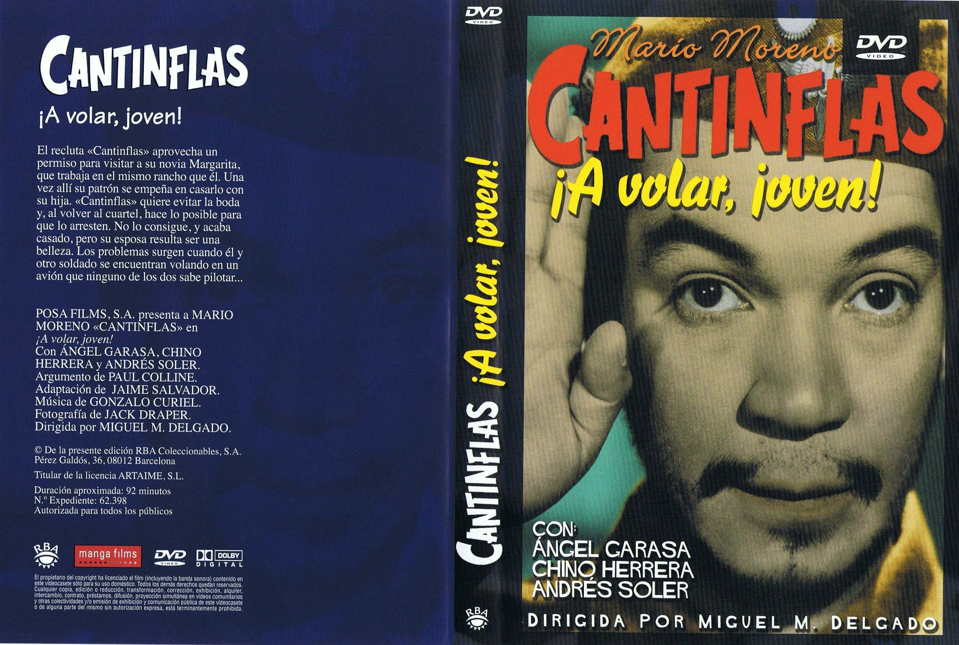 Volar Joven Peliculas De Cantinflas Pletas Online