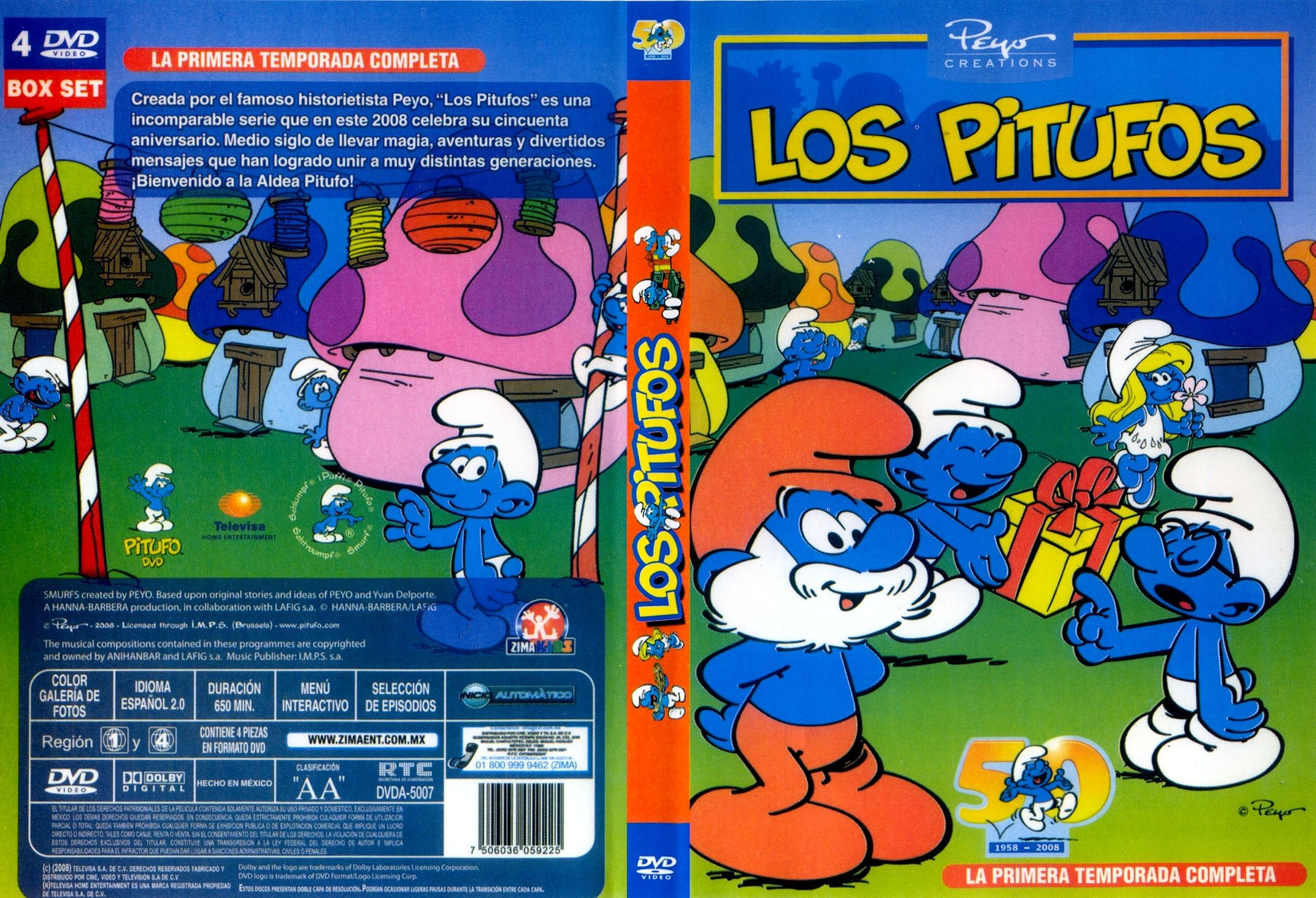 los pitufos The smurfs is a 2011 american 3d live-action/computer-animated comedy film loosely based on the comic betsy sharkey from the los angeles times gave the film a.