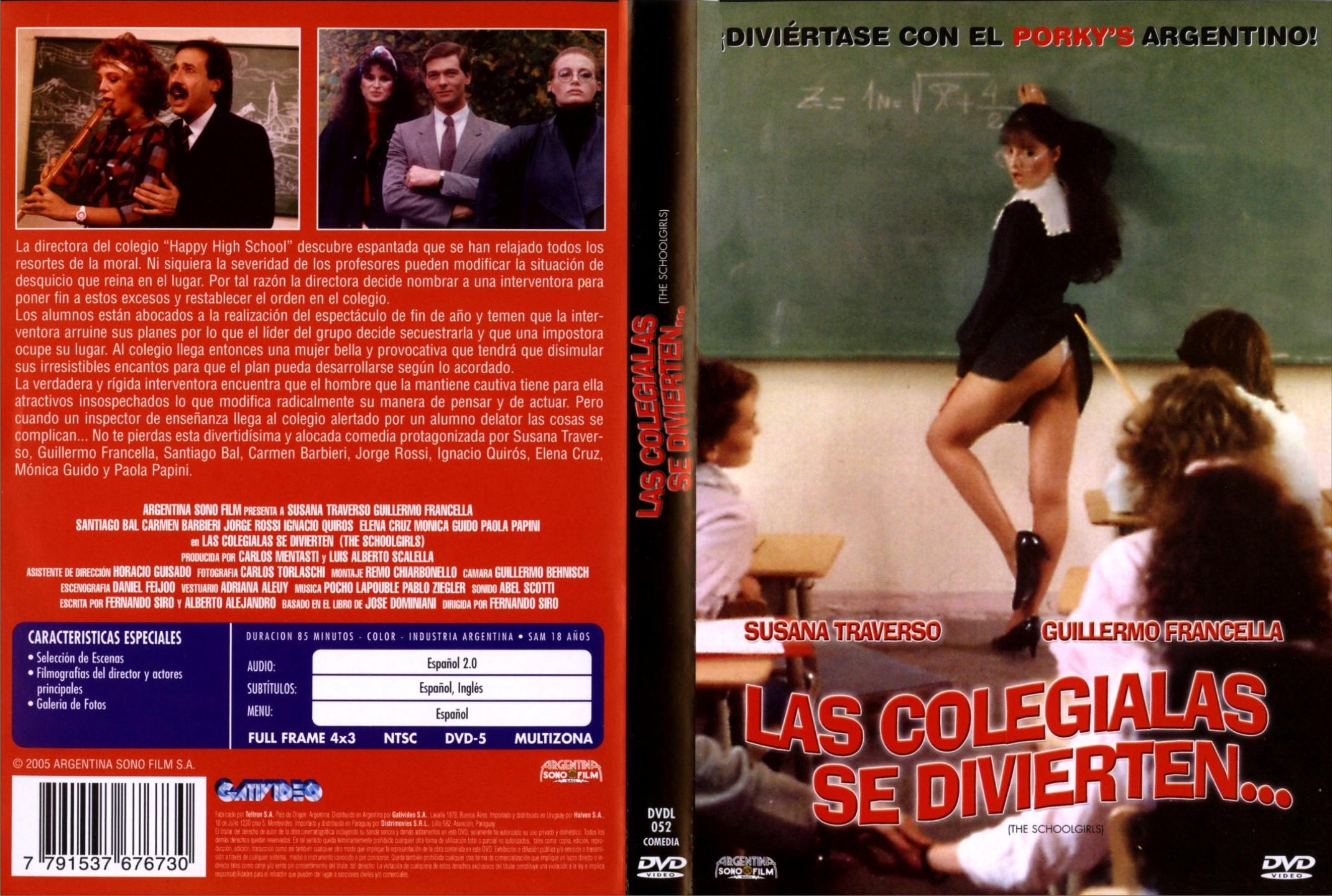 1296 ) Las Colegialas Se Divierten