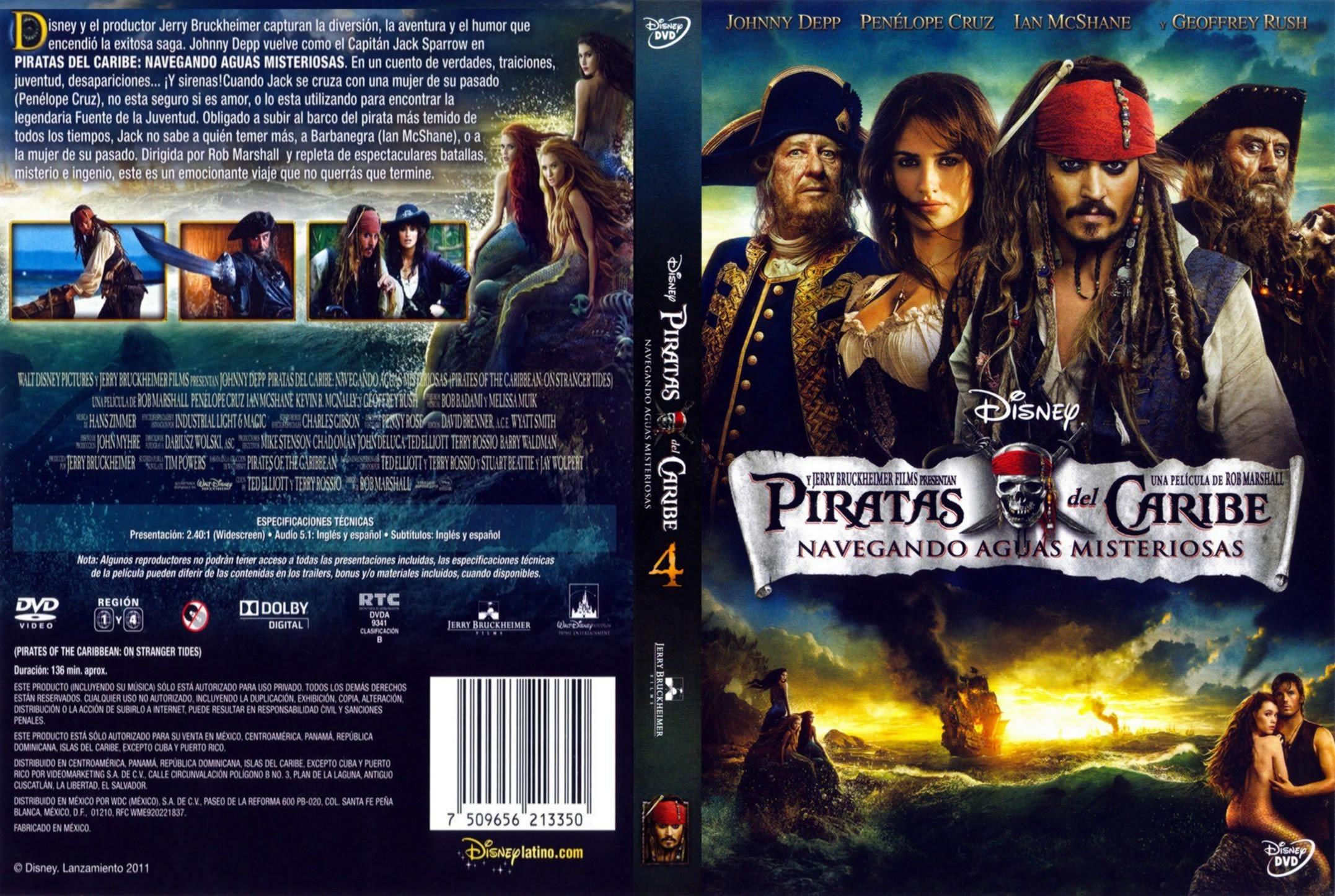 Cine Erotico Online: Piratas del Caribe XXX