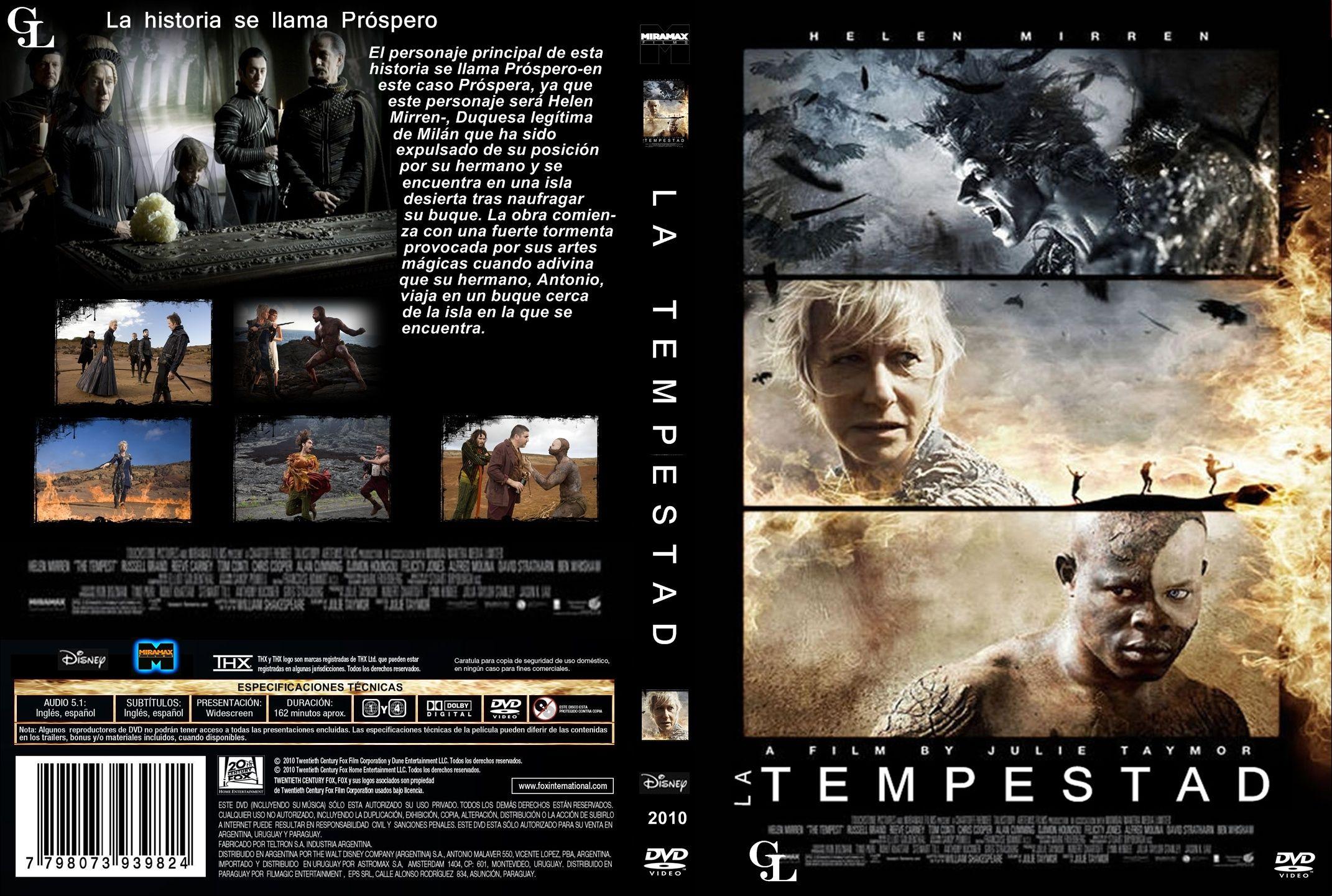 10172 ) La Tempestad
