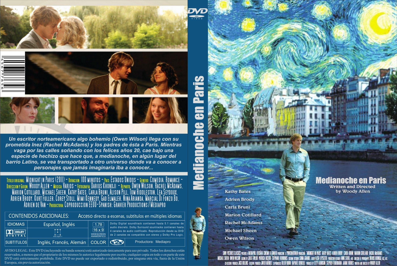 10320 ) Medianoche En Paris Adrien Brody