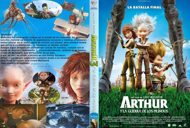 Arthur Et Les Minimoys Full Movie Online Free