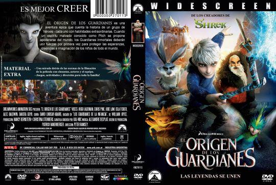 ( 10789 )  El Origen De Los Guardianes