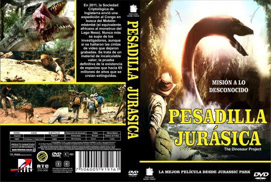 ( 10790 )  Pesadilla Jurasica