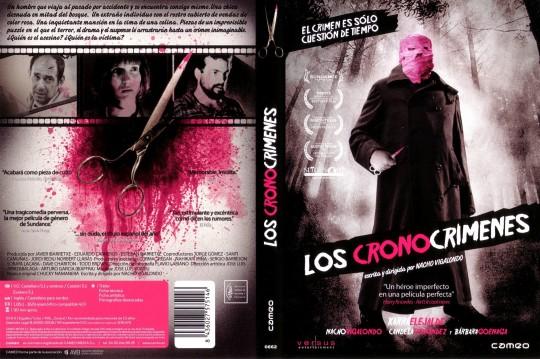 ( 10844 )  Los Cronocrimenes