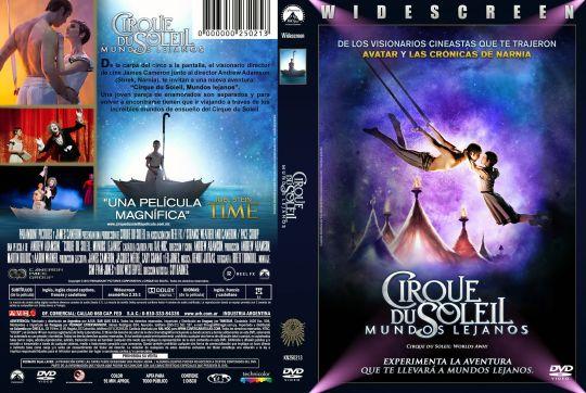 ( 10893 )  Cirque Du Soleil ( Mundos Lejanos )