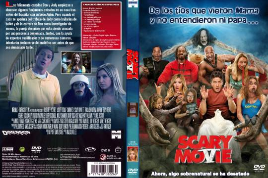 ( 10949 )  Scary Movie 5