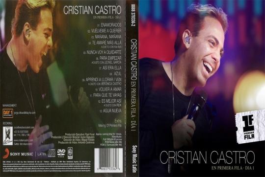 10970  Cristian Castro ( Primera Fila )