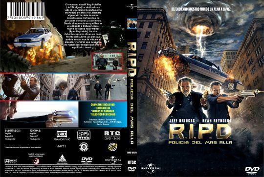 ( 11004 )  R.I.P.D. ( Departamento De Policia Mortal )
