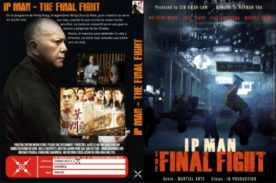 ( 11005 )  Ip Man ( The Final Fight )