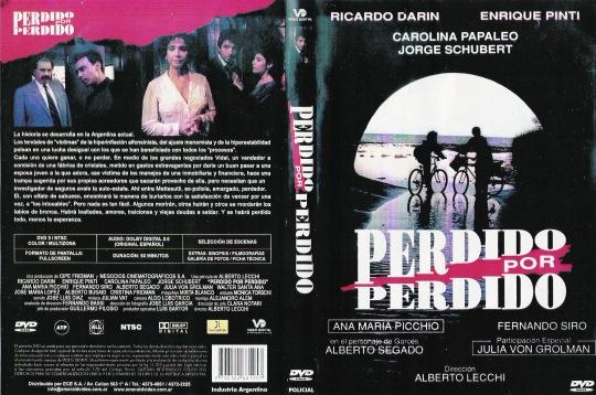 ( 2871 )  Perdido Por Perdido ( Ricardo Darín )