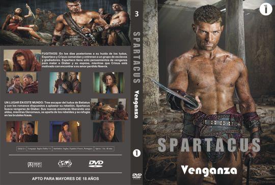 ( 10940 )  spartacus - Temporada 3 - Disco 1