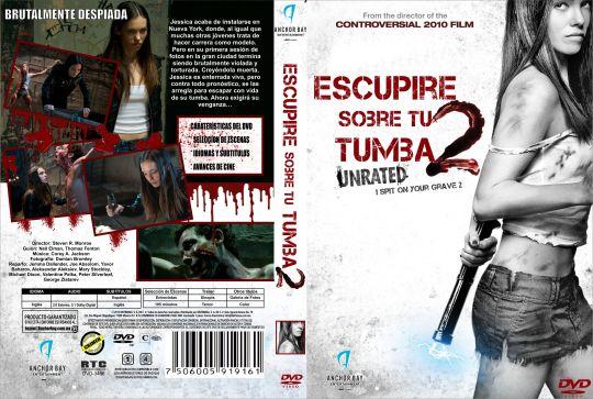( 11062 )  Escupire Sobre Tu Tumba 2 - Dulce Venganza 2