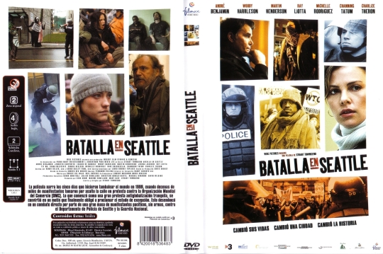 ( 11093 )  Batalla En Seattle