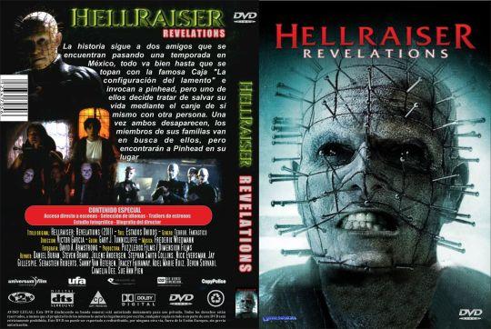 ( 11098 )  Hellraiser - Revelaciones