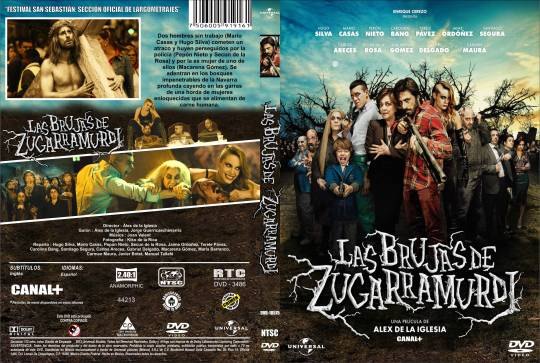 ( 11099 )  Las Brujas De Zugarramurdi