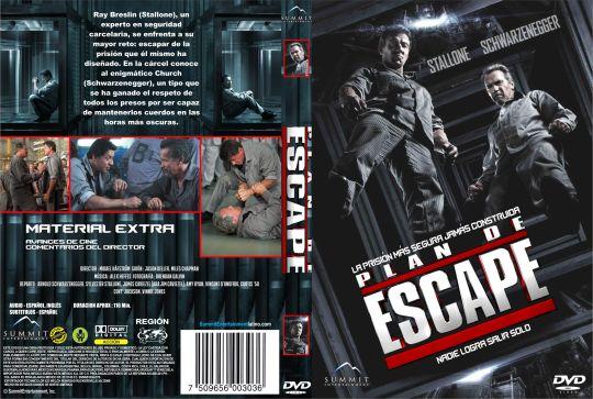 ( 11100 )  Plan De Escape - Escape Imposible