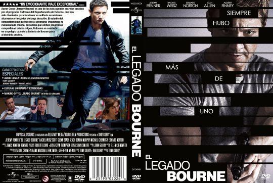 ( 10737 )  El Legado Bourne