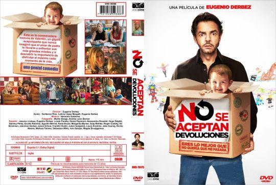 ( 11107 )  No Se Aceptan Devoluciones