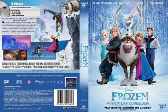 ( 11118 )  Frozen - Una Aventura Congelada