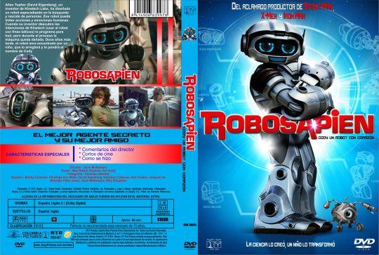 ( 11122 )  Robosapien - Cody Un Robot Con Corazon