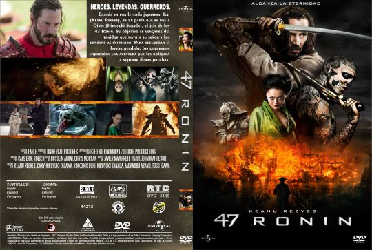 ( 11155 )  47 Ronin