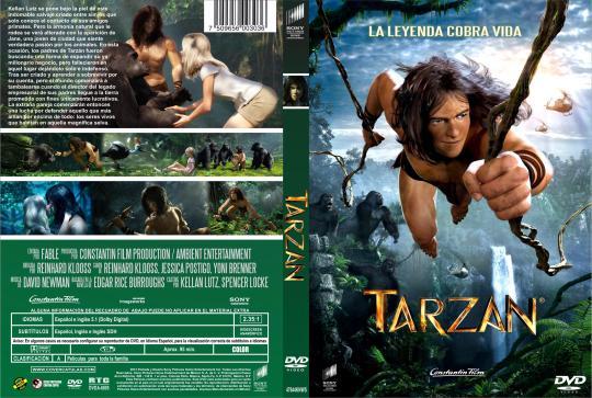 ( 11162 )  Tarzan 2013