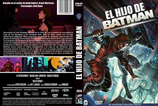 ( 11164 )  El Hijo De Batman 2014