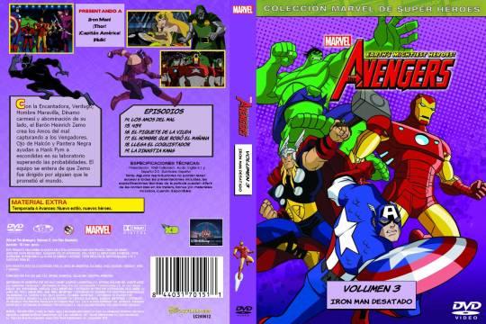 ( 11168 )  The Avengers - Volumen 3 ( Marvel )