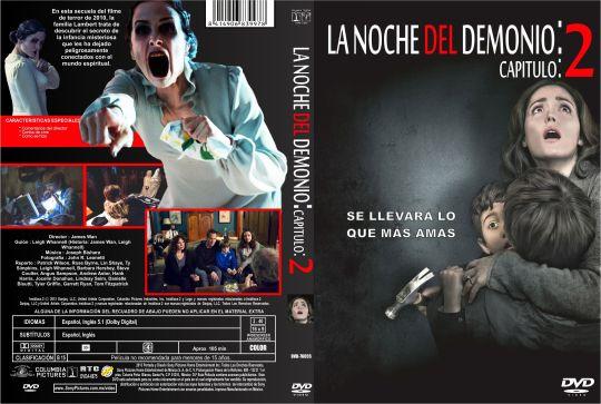 ( 11180 )  La Noche Del Demonio 2