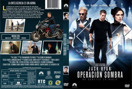 ( 11181 )  Jack Ryan - Operacion Sombra
