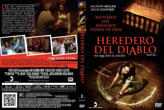 ( 11201 )  Heredero Del Diablo