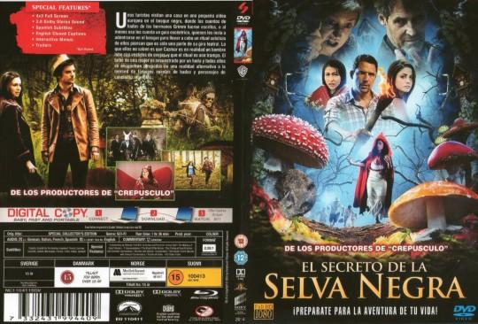 ( 11200 )  El Secreto De La Selva Negra