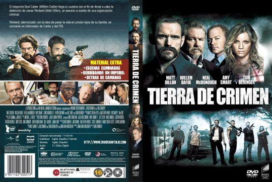 ( 11204 )  Tierra De Crimen