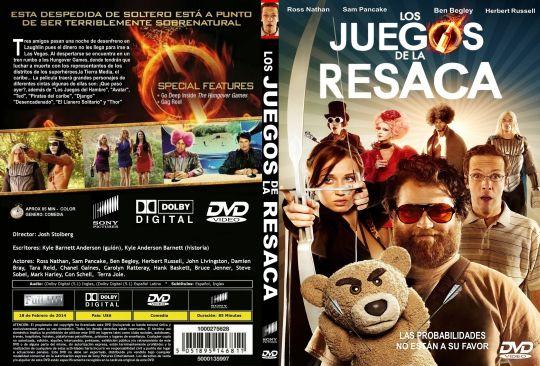 ( 11205 )  Los Juegos Del Resacon
