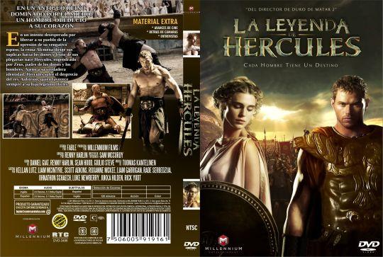 ( 11206 )  La Leyenda De Hercules