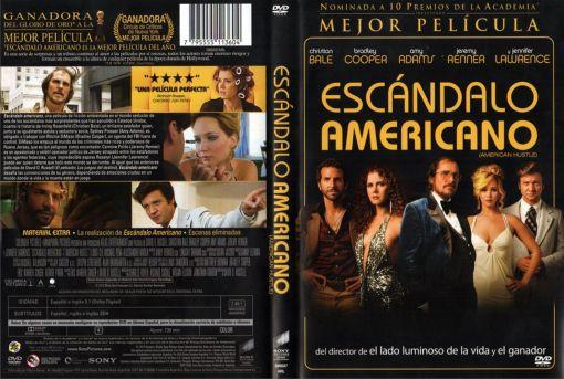 ( 11211 )  Escandalo Americano