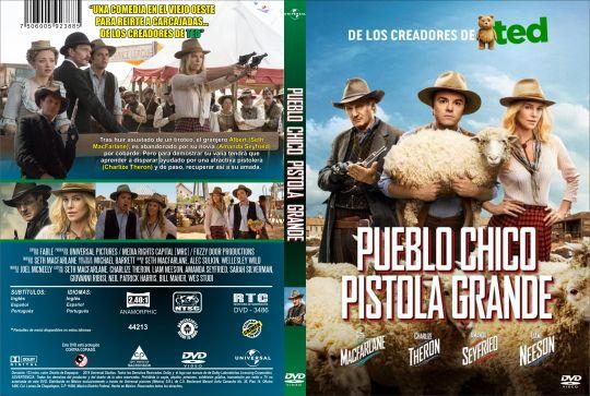 ( 11218 )  Pueblo Chico Pistola Grande