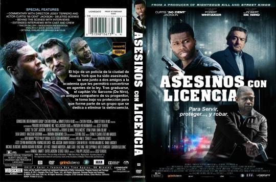 Asesinos Con Licencia  ( 10624 )