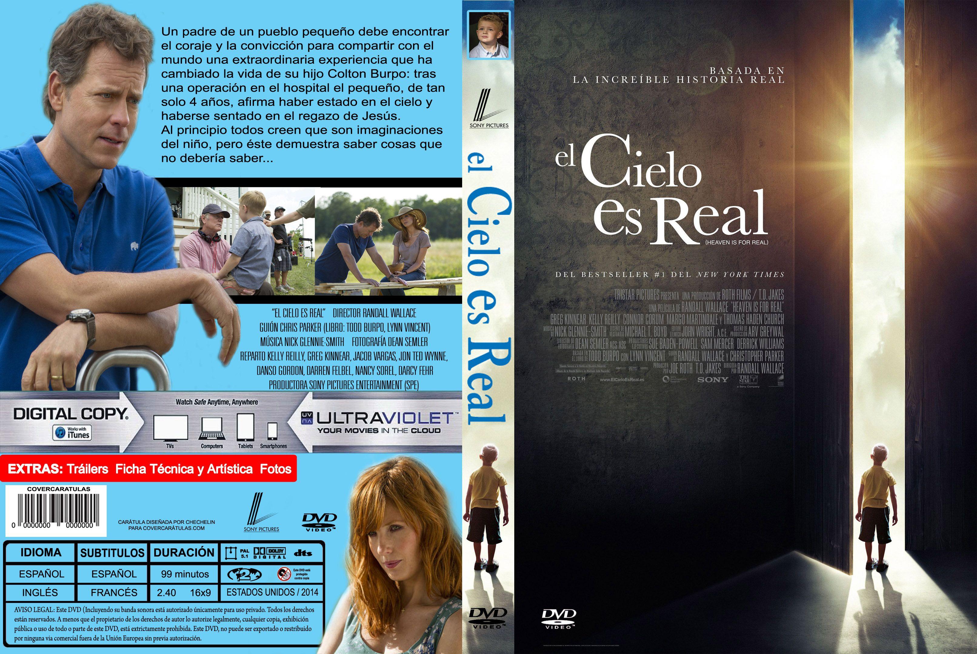 º El Cielo Es Real Descargando Con Manu Pelis Dvd Full Latino
