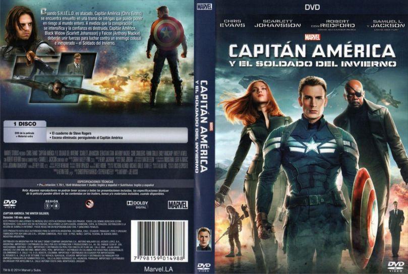 Capitan America 2 - Y El Soldado Del Invierno