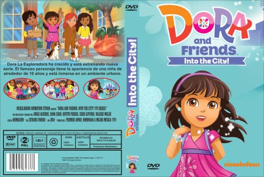 Dora And Friends Into The City