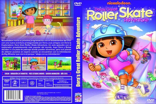 Doras Great Roller Skate Adventure Car Interior Design
